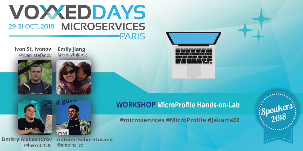 Workshop MicroProfile