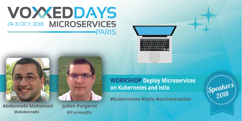 Workshop Deploy Microservices on Kubernetes and Istio