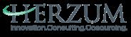 HERZUM_3d tagline